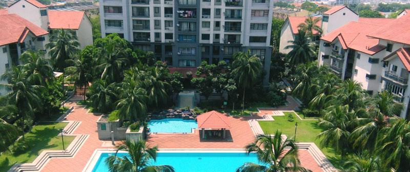 Tiara-Ampang-Pool-view