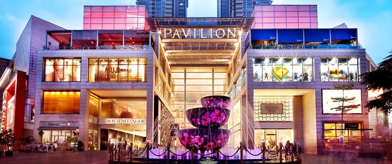 Pavillion at Kuala Lumpur