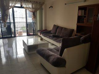 room for rent, single room, jalan ampang, Fully furnished single room at One ampang avneue condo