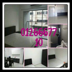 room for rent, single room, bandar sunway, the cheapest room rental in bandar sunway
