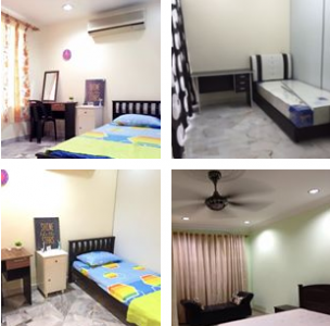 room for rent, landed house, bandar sunway, As low as RM400/month with amenities in Bandar Sunway