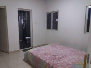 room for rent, apartment, jalan sentul pasar, Sentul near LRT
