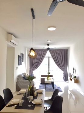 room for rent, apartment, sungai besi, Full/Partial Furnished Unit To LET