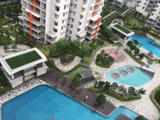 room for rent, apartment, sungai besi, The Green In The City, Midfields FOR RENT