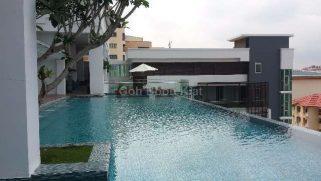 room for rent, medium room, subang jaya, Twin sharing room with nice city view