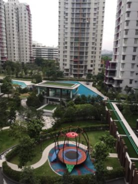 room for rent, apartment, sungai besi, Full/Partial Unit To LET