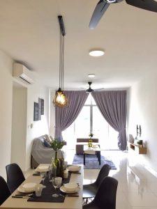 room for rent, apartment, sungai besi, Full/Partial For RENT