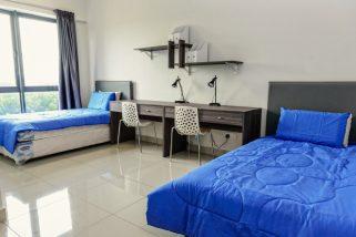 room for rent, medium room, ss 15, DK SENZA TAYLOR UNI SUNWAY