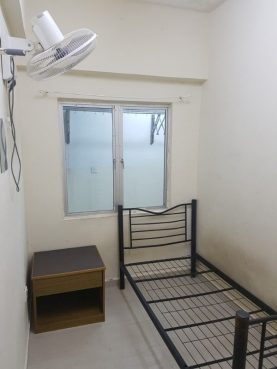 room for rent, single room, kepong sentral, Small room