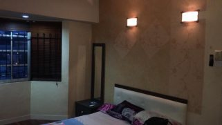 room for rent, master room, jalan pahang, Masterbed HKL titiwangsa setapak