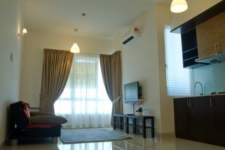 room for rent, apartment, cyberjaya, Vega Residensi Cyberjaya near Tamarind Square