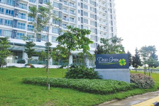 room for rent, apartment, taman desa, [WELL KEPT+CLEAN+FULLY FURNISHED] Desa Green Near Faber Heights Tiara