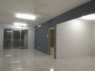 room for rent, apartment, setapak, PV20 Partly furnished with Aircorn