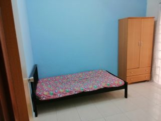 room for rent, single room, bandar utama, Private single room with near LDP and Damansara link