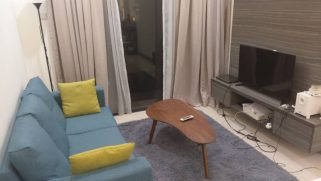 room for rent, apartment, bangsar south, Cosy 1+1 unit at Bangsar South with balcony