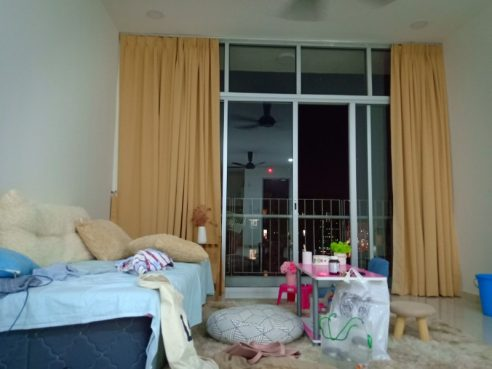 room for rent, single room, sungai besi, PERFECT FOR SINGLE LADY