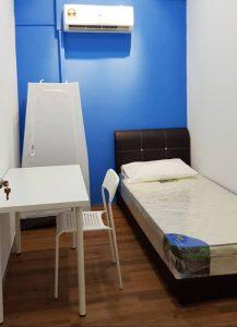 room for rent, studio, jalan usj sentral 1, Cilantro Premium Individual Room Rent USJ1_Sentral Impian Meridian USJ7