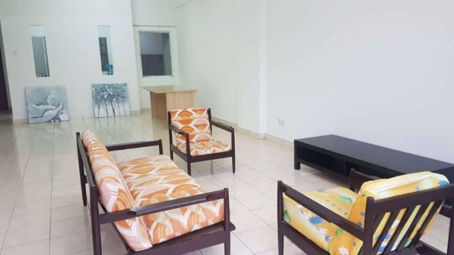 room for rent, medium room, taman setapak, New Painting! Medium Room for RENT (Available Now)