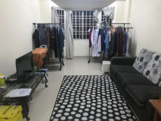 room for rent, master room, bandar baru sentul, Master bedroom for Malay Female (Jan 2019)