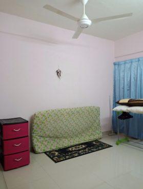 room for rent, medium room, lorong jugra, Room for rent