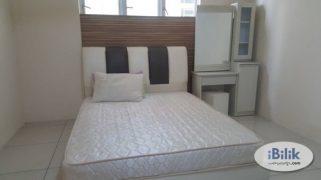 room for rent, medium room, setapak, PV20 Medium room to let