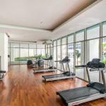 KL Gateway Residence Condominium Gym