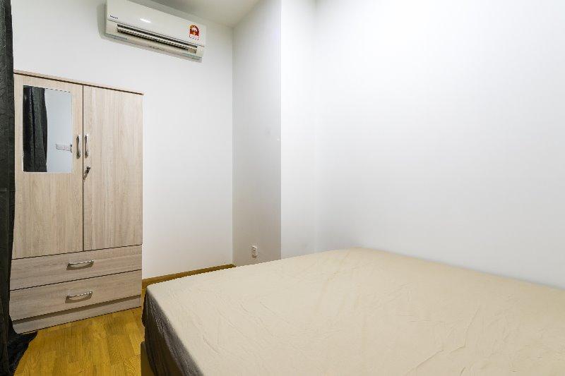 Bedroom KL Gateway Residence Condominium