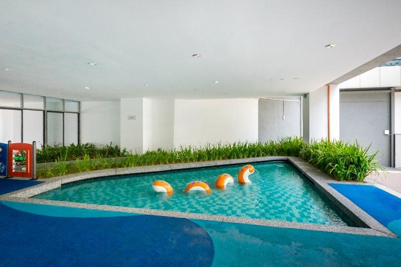 KL Gateway Residence Pool