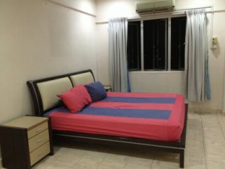 room for rent, master room, jalan barat, Master Room, Arena Green, High Floor, golf View