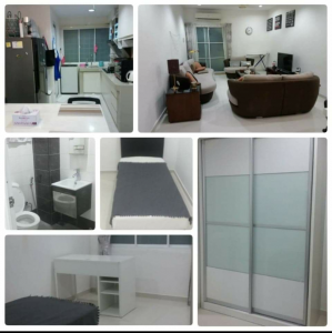room for rent, medium room, ampang jaya, room for rent at fawina court ampang opint ONLY for GIRLS