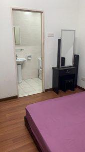 room for rent, master room, subang jaya, Master room for rent at Subang usj7