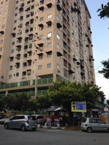 room for rent, apartment, kepong sentral, -walking distance to ktm station
