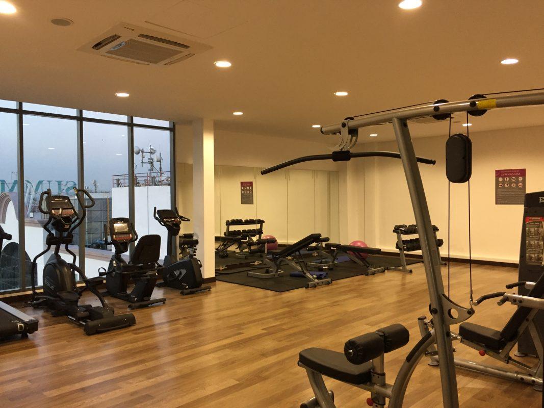 Usj folk get to enjoy outdoor gym new straits times malaysia