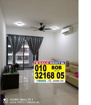 room for rent, apartment, sungai buloh, Short Walk To MRT Station la....