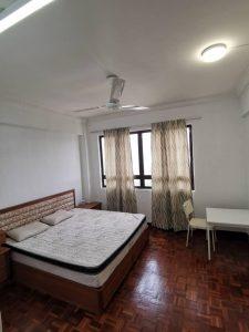 room for rent, master room, aman suria, MASTER Bed Room at Mutiara Oriental Condo, PJ