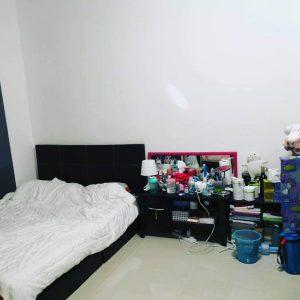 room for rent, medium room, pandan jaya, LRT Pandan Jaya - Condo Block A - Medium Room