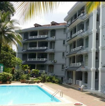 room for rent, medium room, wangsa maju, TanankVagu