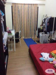 room for rent, medium room, petaling jaya, Medium Room for Rent RM600 at Petaling Jaya, Park 51 Residensy