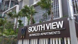 room for rent, medium room, bangsar south, Medium room - South View Serviced Apartment