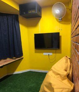 room for rent, landed house, jalan bu 2/1, Fully Furnished Attic Room Bandar Utama