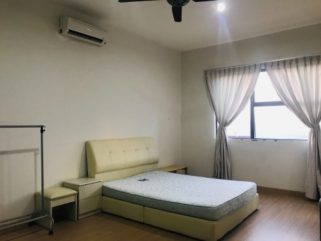 room for rent, master room, puchong, Nice View Spacious X2 Residency Master Room