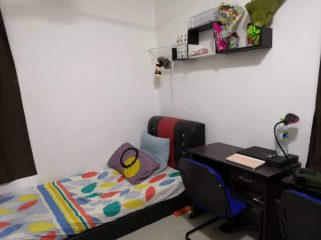 room for rent, single room, cyberjaya, Fully furnished small room (with individual meter)
