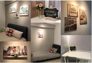room for rent, medium room, jalan prima setapak, Tastefully Designed ROOMS @ Prima Setapak, Setapak (Just Bring Your Towel)