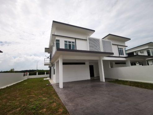 room for rent, landed house, taman desaru utama, Desaru Bandar Penawar Acrcadia Semi D landed house