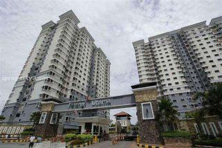room for rent, master room, bandar utama, masteroom at pelangi utama condominium bandar utama