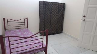 room for rent, single room, bandar botanik, Single Room Rent At Bandar Botanik, Klang With Weekly Cleaning Provided