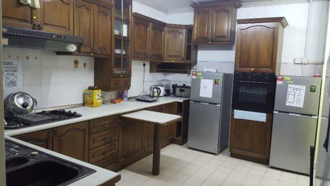 room for rent, landed house, bangsar park, BANGSAR VILLAGE/BSC NEAR MRT ROOM FOR RENT