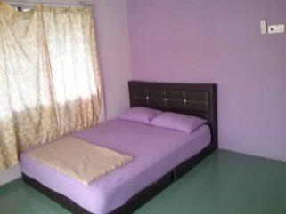 room for rent, master room, kepong, Room Rent AT kepong Taman Bukit Maluri, Nearby Bandar Menjalara & WI-FI
