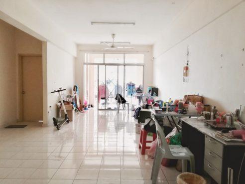 room for rent, master room, wangsa maju, One-Two Roommates for Wangsa Metroview Master Room
