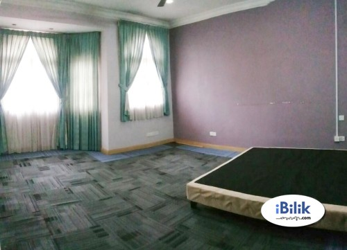 room for rent, medium room, bandar puchong jaya, Bandar Puchong Jaya Available Room For Rent Near Industry With Full facilities & Wi-Fi at Jln Kenari